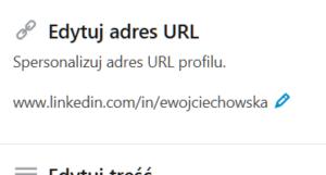 dobry profil linkedin