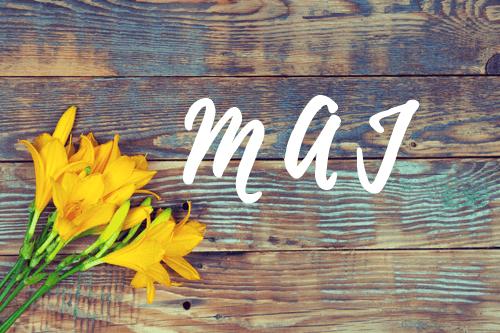 Podsumowanie maja – co robiłam, gdzie byłam?