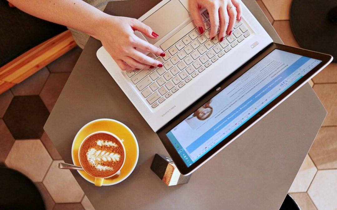 Gdzie się podziało careerUP i kolor niebieski, czyli rebranding w małym biznesie
